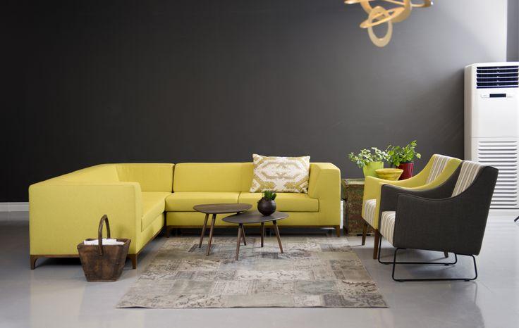 Danca, rahatına düşkün ve evinde stil sahibi dokunuşlara önem verenleri farklı tarzlarda birçok kanepe seçeneğiyle karşılıyor.