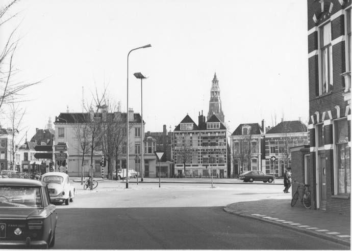 Westerhaven Groningen (jaartal: 1970 tot 1980) - Foto's SERC