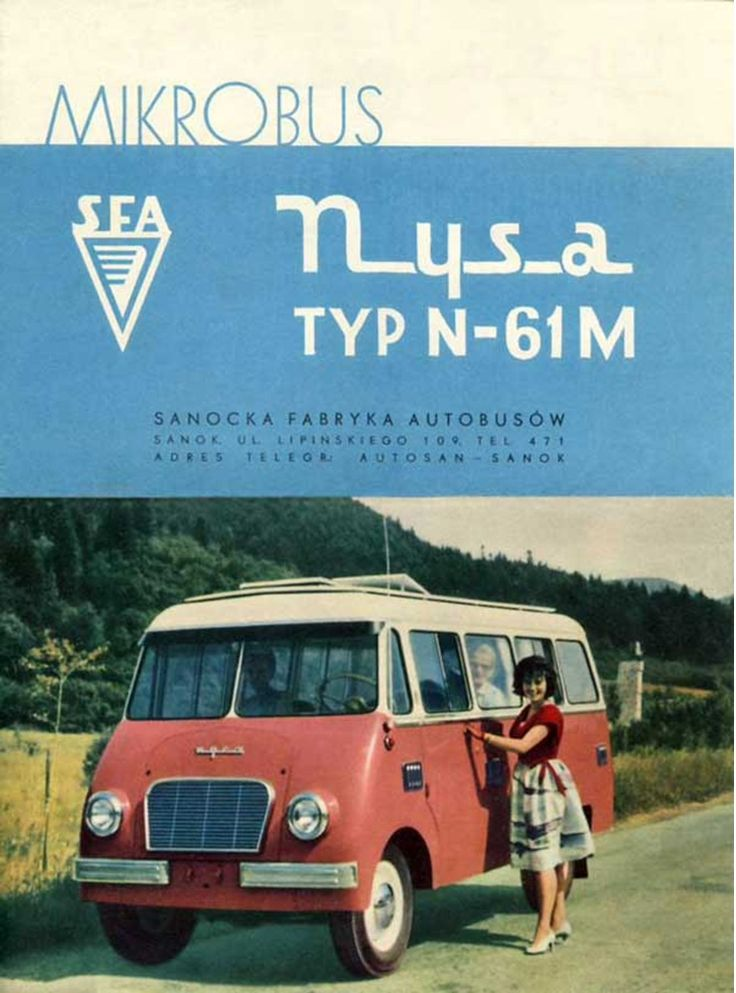 Nysa N61M