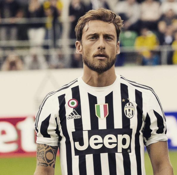 Claudio Marchisio | 14 Soccer Players Who Will Make You Forget Beckham Even Exists