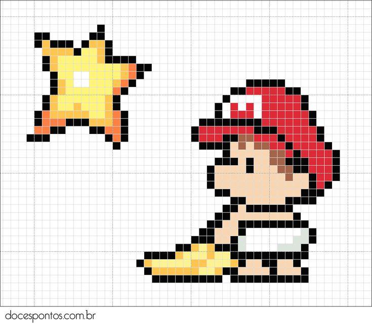 Doces Pontos: Mario Bros