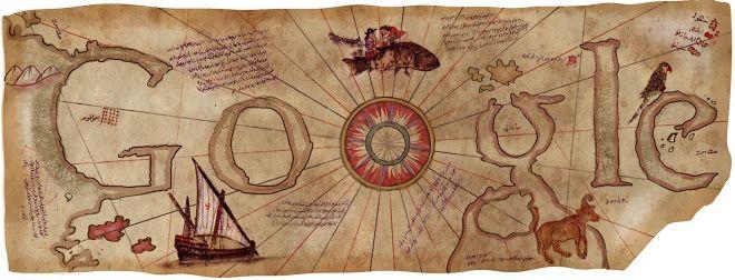 500th anniversary of the Piri Reis map