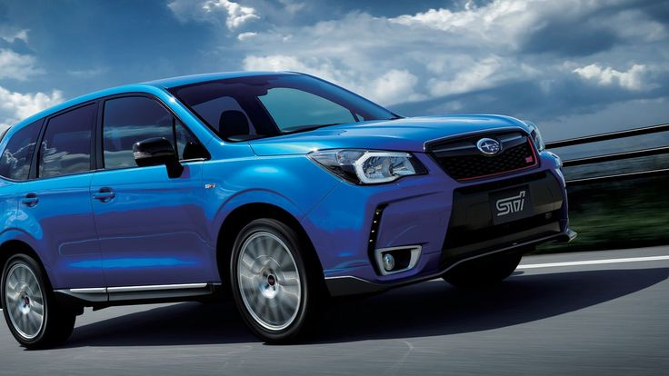 For those who think the regular Subaru Forester is a rolling piece of bloated boredom, STI just made a better one. It went on sale today and they will build 300 in total, for Japan only.