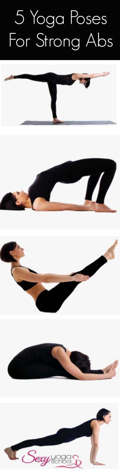DownDog Yoga for Fun & Fitness: 5 Yoga Poses for Strong Abs. From the Downdog Diary Yoga Blog found exclusively at DownDog Boutique