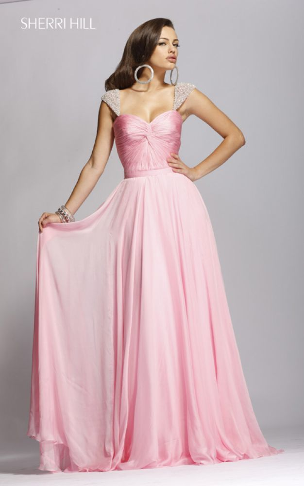 78 Best images about Sherri Hill dresses on Pinterest - Long prom ...