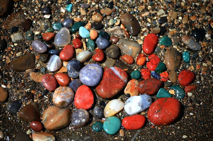 Photograph Stones by Zenya Vityugova on 500px
