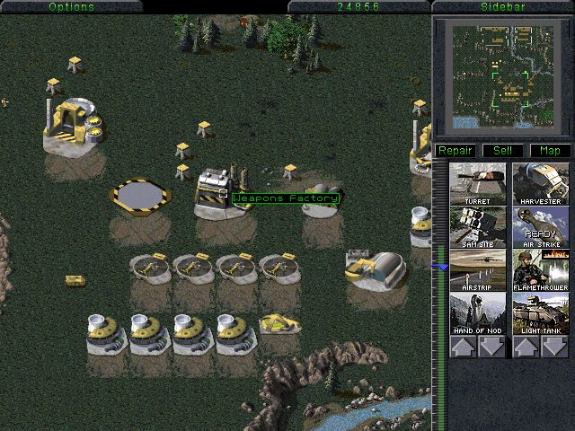 1000 free games command&conquer