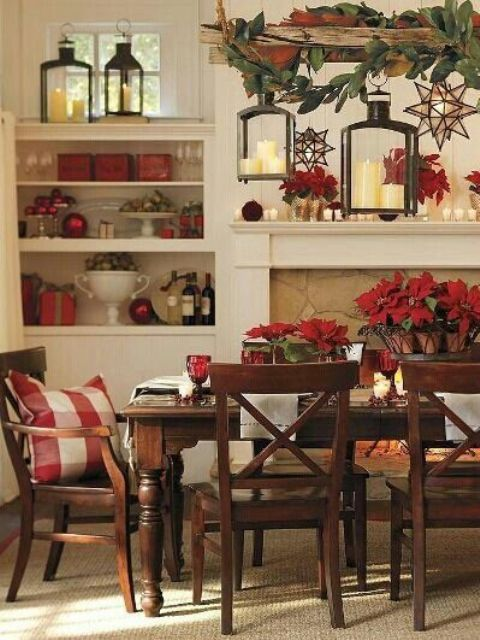 Best 25 Christmas Dining Rooms Ideas On Pinterest  Christmas Unique Christmas Dining Room Review