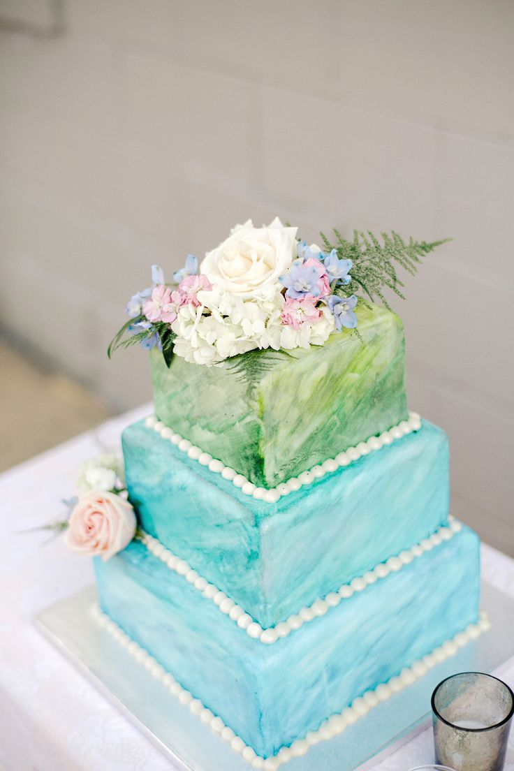 60 best Blue and Green Wedding Colors images on Pinterest | Green ...