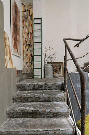 Un loft entre récup et design – Miluccia | Inspiration décoration et design