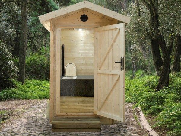 Eco Composting Toilet Survival Outside Toilet