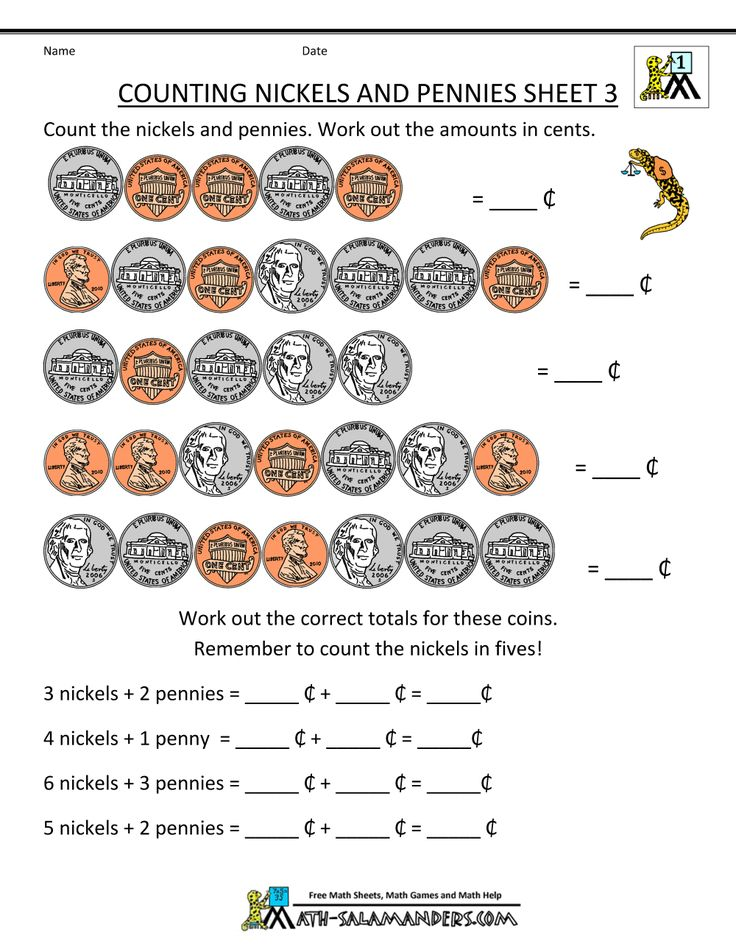 17 best Math-Money images on Pinterest | Counting money worksheets ...