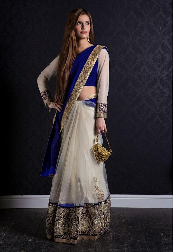Saree by:Snob Clothing