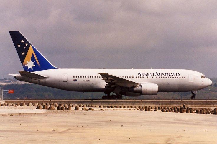 Ansett Boeing 767-277 (VH-RMH)