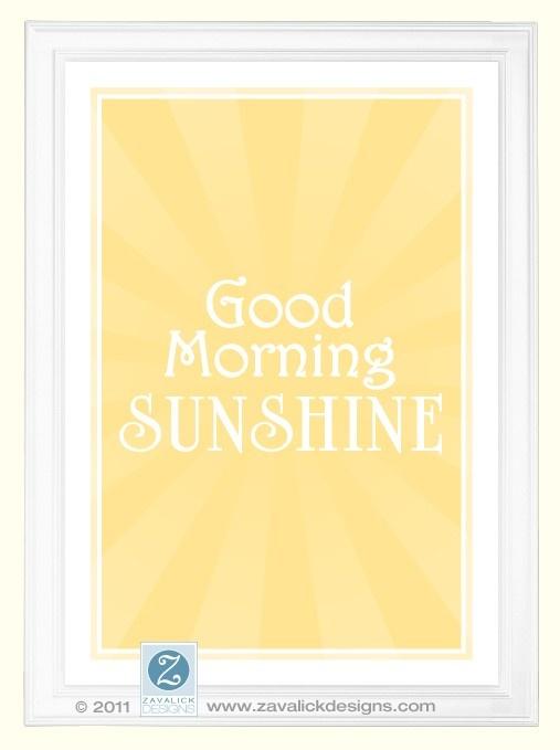 Good Morning Sunshine Words : Best images about good morning on pinterest pain au