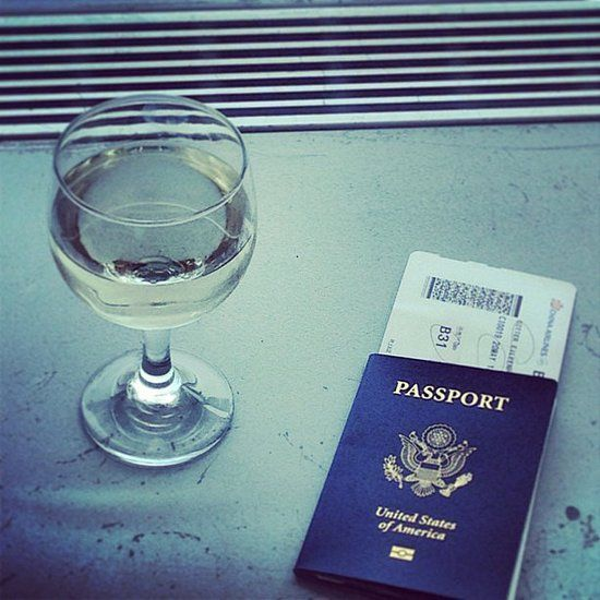 Passports and Boarding Passes snapping a picture of your boarding pass is a great way to remember the exact dates you traveled.