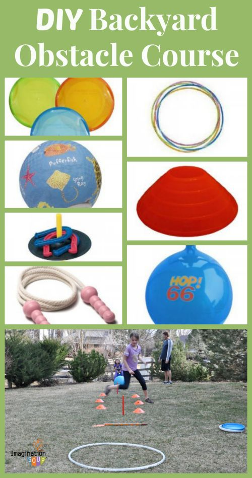 course for your kids obstacle course for kids backyard obstacle course