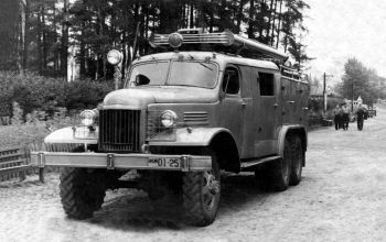 ПМЗ-13 (151) '1953–56
