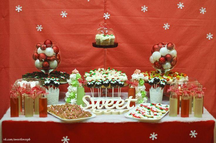 Наши сладкие столы | 414 фотографий