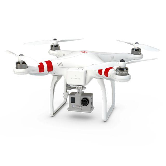 Drone with a Go Pro mount! Phantom 1