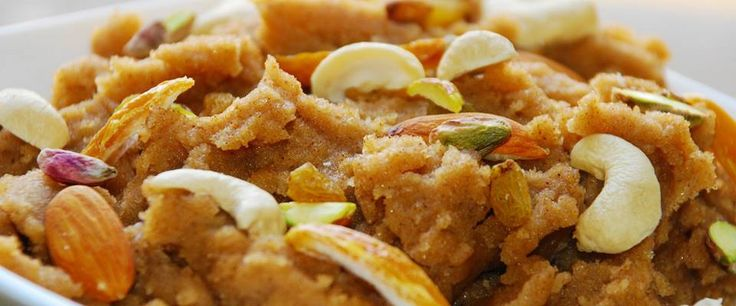 Badam (Almond) Halwa- a desert for all occasions