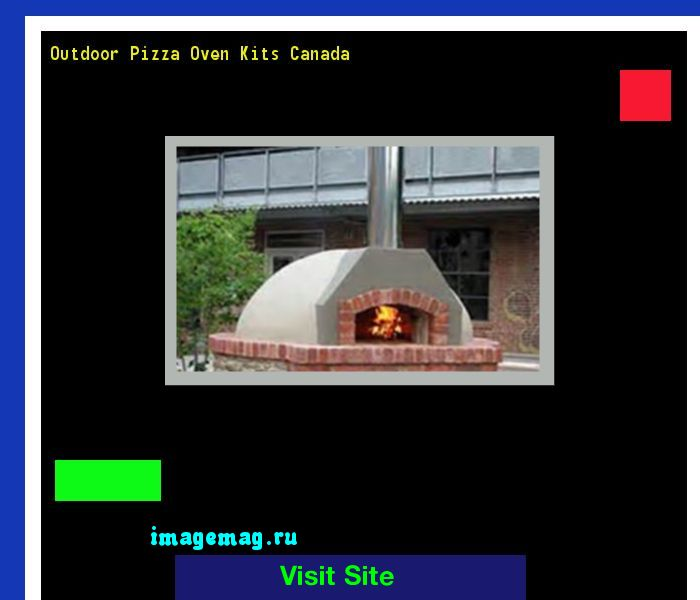 Outdoor Pizza Oven Kits Canada 095444 - The Best Image Search