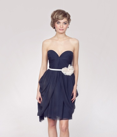 sarah seven designs out of portland! her dresses are incredible. navy--great bridesmaid style: Lace Wedding Dresses, Navy Bridesmaid Dresses, Dresses Fashion, Bridal Dresses, Bridesmaid Ideas, The Dresses, Wedding Bridesmaid, Dresses Lace Bridesmaid Navy, Navy Dresses Bridesmaid