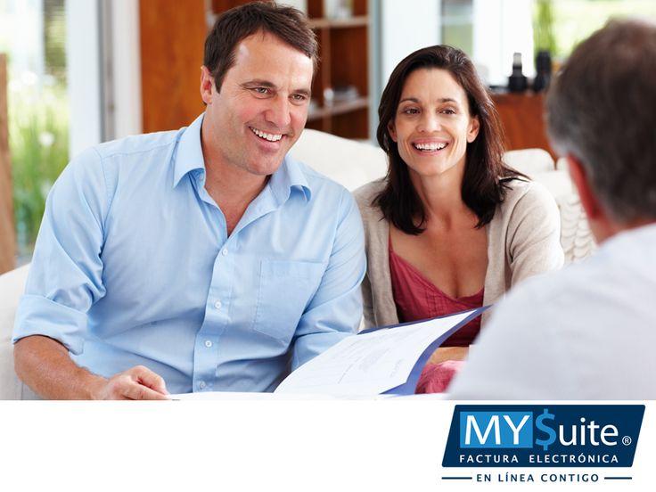 FACTURACIÓN ELECTRÓNICA. El SAT y más de 360 mil clientes, nos colocan a la vanguardia en lo que a facturación electrónica se refiere. En MYSuite, podemos orientarle y resolver sus dudas referentes a este y otros procesos; le invitamos a ponerse en contacto con nosotros al teléfono 01 (55) 1208-4940 o a través de nuestra página en internet http://www.mysuitemex.com/. #MYSuite