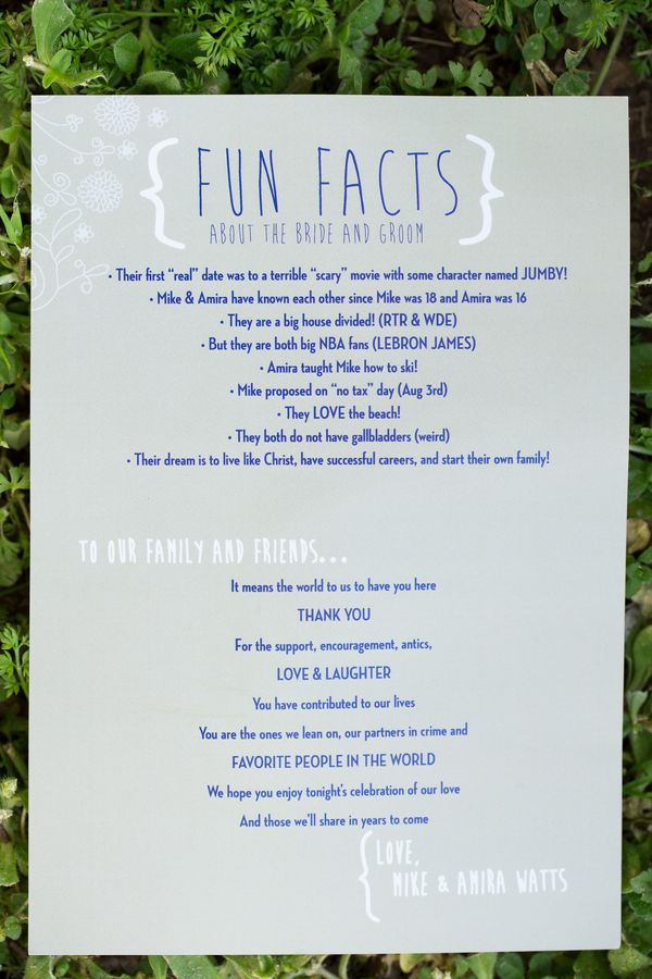 12 best Fun Facts About Bride and Groom Ideas images on Pinterest