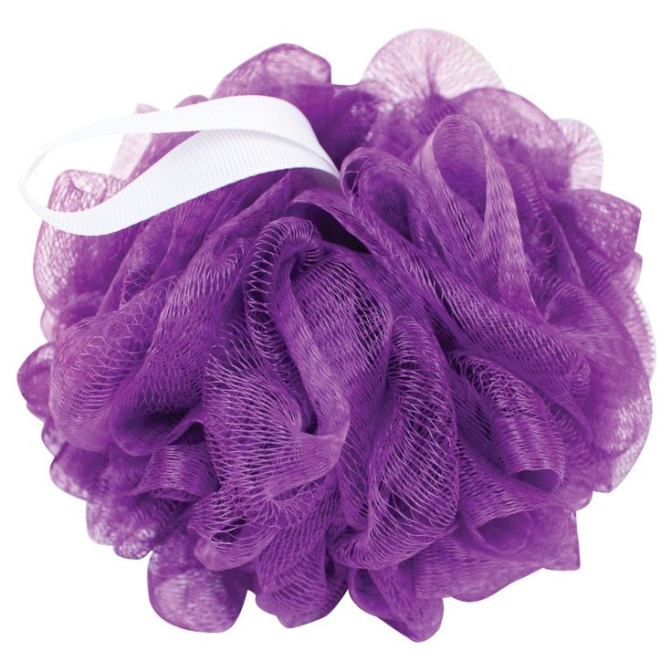 The Bathery Delicate Bath Sponge - Purple