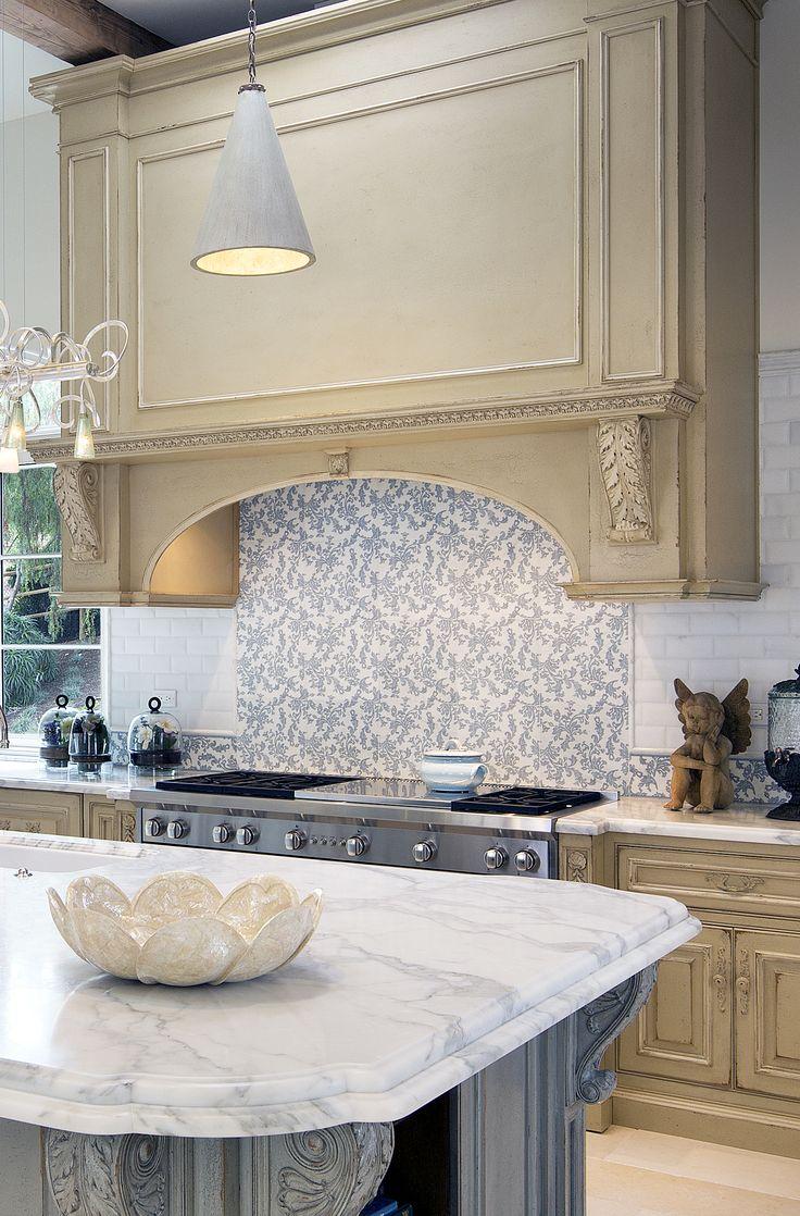 25 best Blue Tiles images on Pinterest | Blue tiles, Kitchen ...