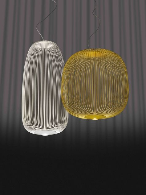 Amazing Foscarini Spazio lights exhibiting at the Milan Brera Design District @Fuorisalone .it .it .it 2014 #Milan2014 #isaloni2014