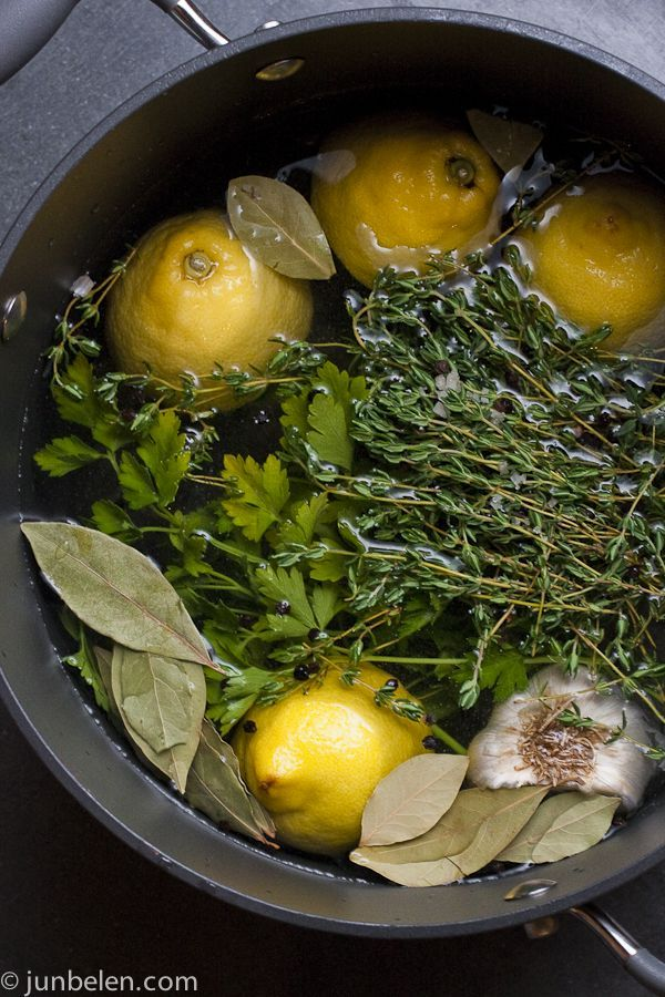 Thomas Keller's brine - I've tried this for chicken and pork and it works like a dream.