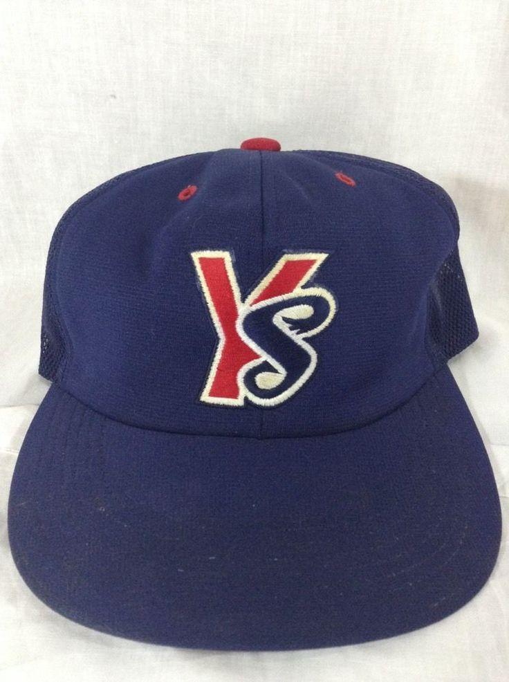 Tokyo Yakult Swallows Hat Japan Baseball Snapback Trucker Cap #CrossCo #BaseballCap