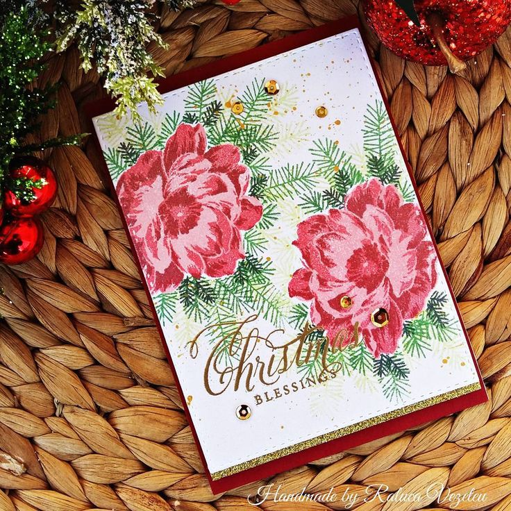 1706 best Cards - Christmas images on Pinterest | Greeting cards ...
