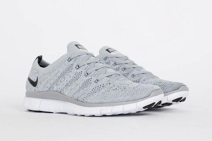 Nike Free Flyknit NSW �Wolf Grey�