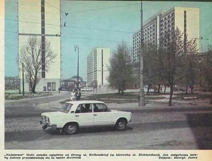 Królewska, 1970