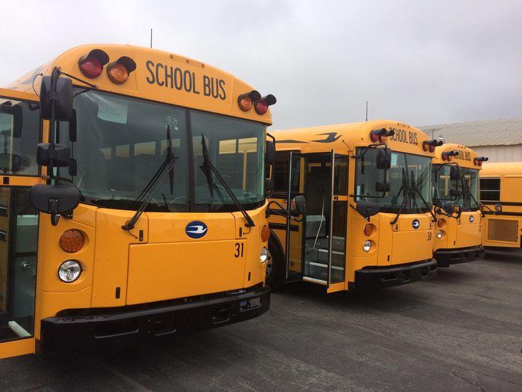 Oxnard new school bus