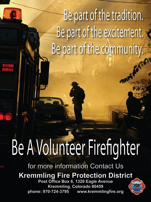 Kremmling Fire Protection District volunteer firefighter recruitment 18 by 24 Poster.jpg (630×840)