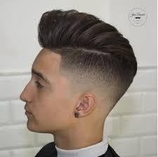 Resultado de imagen para corte de cabello de hombre desvanecido