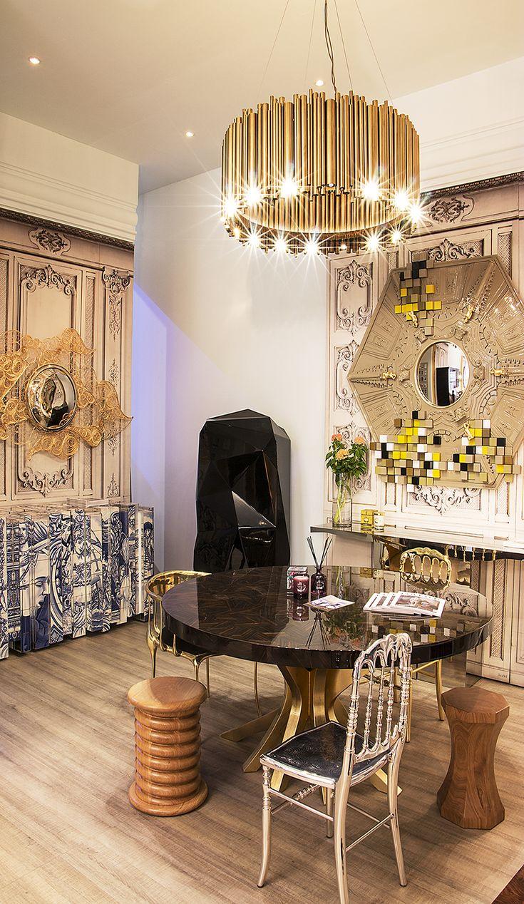 More than 500 Interior Design Inspirations For Your Project | Interior Design Projects | Dining Room Ideas | Dining Room Furniture | #interiordesignprojects #diningroominteriors #thebestinteriordesign | more inspirations @ https://www.brabbu.com/ebooks/?utm_source=diningroomideas&utm_medium=blogs&utm_term=svales&utm_content=articles&utm_campaign=Champions