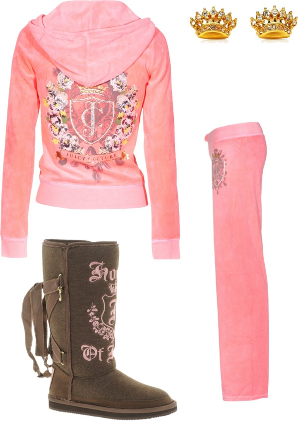 """Juicy(:"" by jeremy-n-erica-green on Polyvore"
