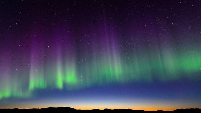 El evento Carrington: Gran aurora boreal de 1859 en Montería // Planetario…