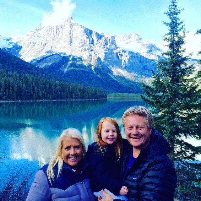 EMERALD LAKE – CANADIAN ROCKIES