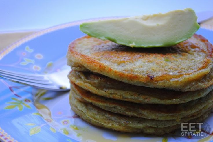 avocado pannenkoekjes