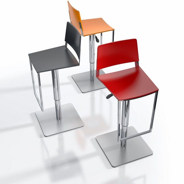 Bingo bar stool. Available in a variety of colours.