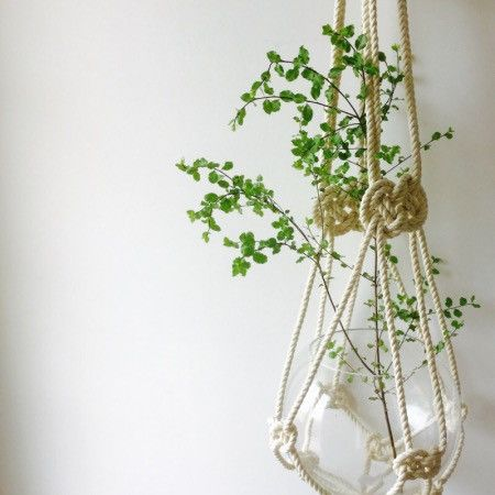 Inspired by coastal influences, Lorna & Lila macrame creates pieces that bring texture and life to your home
