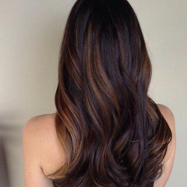 Balayage Dark Hair