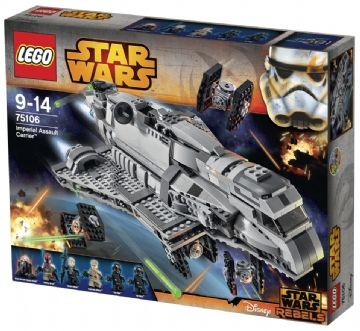 Lego Lego Imperial Assault Carrier