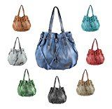 OBC DAMEN XXL TASCHE SHOPPER SCHULTERTASCHE Handtasche Henkeltasche Beuteltasche Damentasche Designer Bag: Mit dieser Shopper landet die…